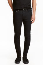 Skinny Jeans - Black denim -  | H&M 2