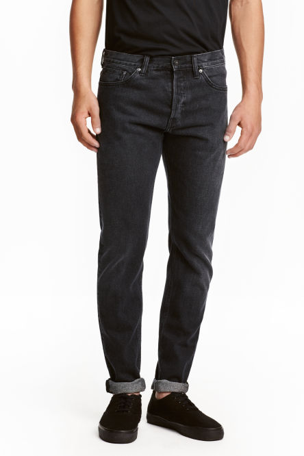 Slim Regular Tapered Jeans