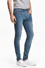Skinny Jeans - Denim blue -  | H&M 3