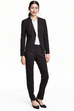 Suit trousers - Black - Ladies | H&M CA 2