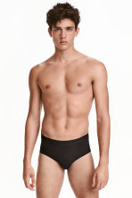 3-pack men's briefs - Black - Men | H&M CN 1