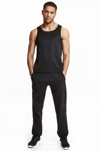 Sports trousers - Black - Men | H&M CN 1