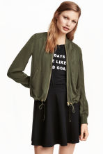 Bomber - Verde kaki -  | H&M IT 1