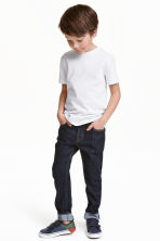 Slim Jeans - Blu denim scuro - BAMBINO | H&M IT 1