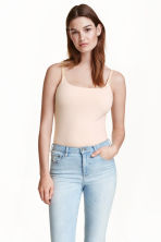 MAMA 2-pack nursing tops - Light beige/Black -  | H&M 2