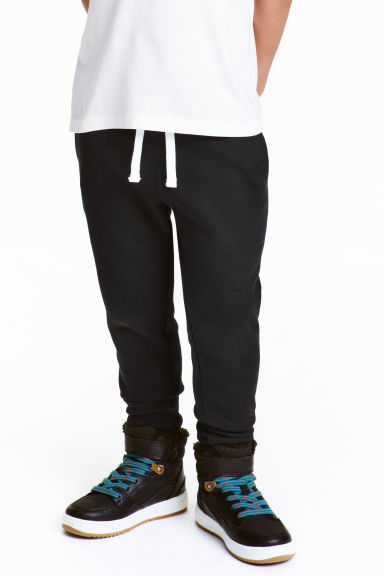 Warm-lined trainers - Black - Kids | H&M CN 1