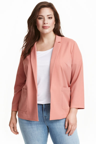 H&M+ Jacket - Powder pink - Ladies | H&M CN 1