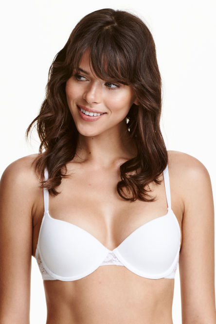2-pack padded underwired bras