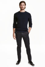 Premium cotton chinos - Anthracite grey - Men | H&M CN 3