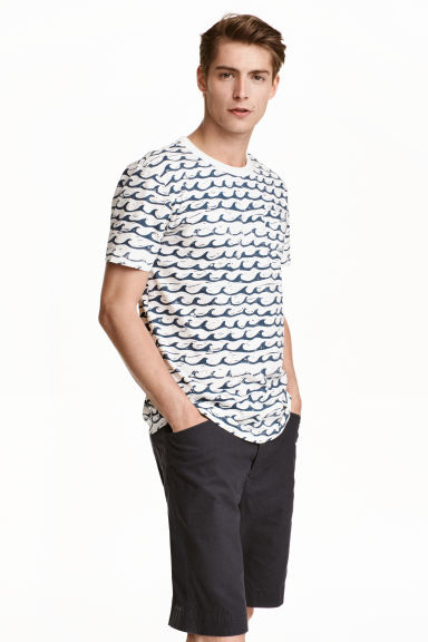 Printed T-shirt - null - Men | H&M CN 1