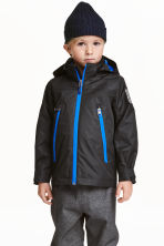 3-in-1 jacket - Black - Kids | H&M CN 1