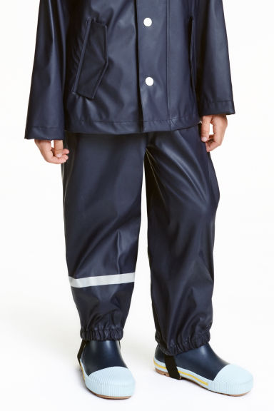 Rubber boots - Dark blue - Kids | H&M 1