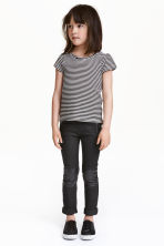 Biker treggings - Black - Kids | H&M CN 1
