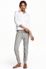 Sweatpants - Grey marl - Ladies | H&M CN 1