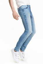 360° Tech Stretch Skinny Jeans - Light denim blue - Men | H&M 2