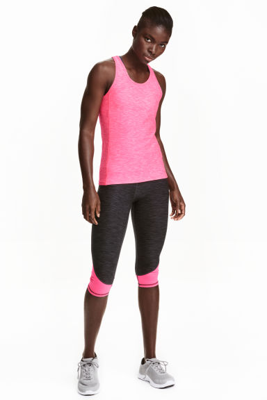 3/4-length sports tights Model