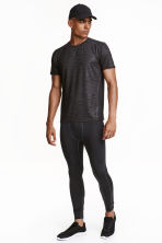 Collant training - Noir - HOMME | H&M FR 2