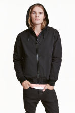 Windproof jacket - Black - Men | H&M CN 1