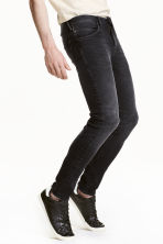 360° Tech Stretch Skinny Jeans - Black washed out - Men | H&M 2
