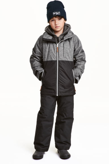 Overtrousers - Black - Kids | H&M CN 1