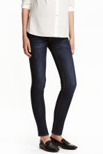 MAMA Skinny Jeans  - Dark denim blue - Ladies | H&M CN 1