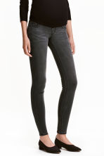 MAMA Super Skinny Jeans - Denim grigio scuro - DONNA | H&M IT 3