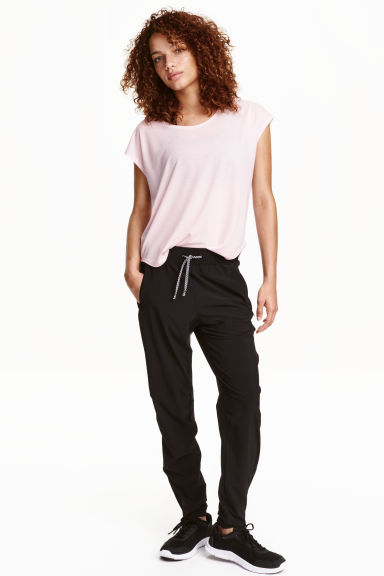 Pantaloni sportivi - Nero - DONNA | H&M IT 1
