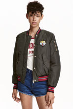 Bomber - Talpa scuro -  | H&M IT 1