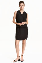 MAMA Nursing dress - Black - Ladies | H&M 2