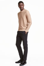 Chino Skinny fit - Noir - HOMME | H&M FR 2
