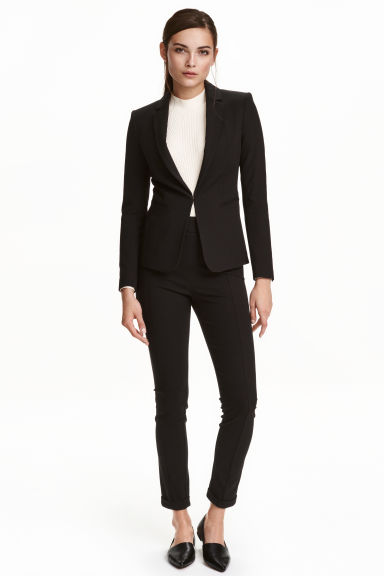 Suit trousers - Black - Ladies | H&M IE