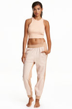 Joggers - Light beige - Ladies | H&M CA 1