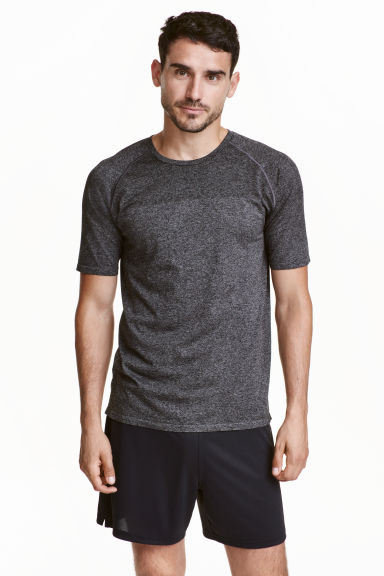 Sports shorts - Black - Men | H&M CN 1
