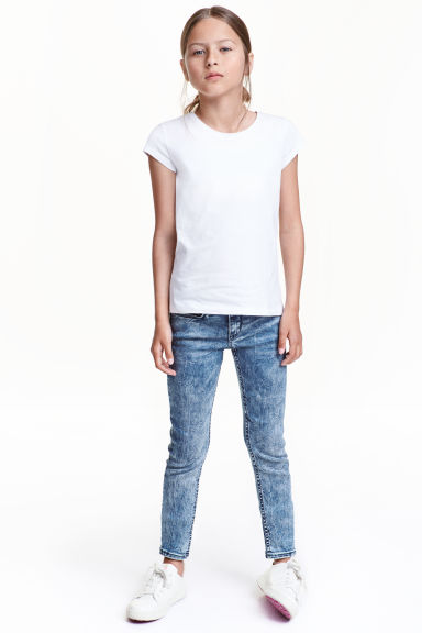 Super Skinny Fit Jeans - Azul denim - NIÑOS | H&M ES