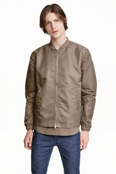 Bomber in raso - Talpa - UOMO | H&M IT 1