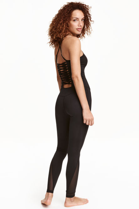 Sports jumpsuit