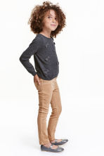 Treggings in velluto  - Beige - BAMBINO | H&M IT 1