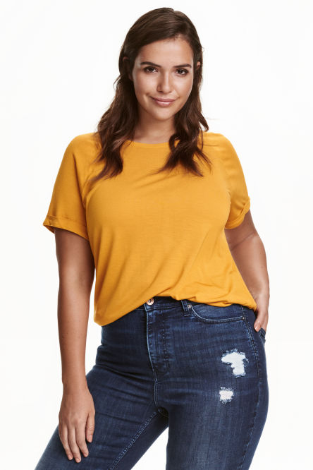 H&M+ Short-sleeved top