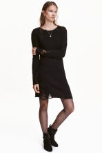 Trashed dress - Black - Ladies | H&M CN 1