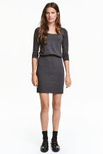 MAMA Nursing dress - Dark grey marl - Ladies | H&M CN 1