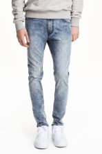 Skinny Regular Jeans - Denim blue - Men | H&M CN 1