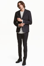 Suit trousers Slim fit - Dark grey - Men | H&M CN 1
