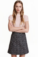 Pointelle top - Old rose - Ladies | H&M CN 1