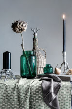 Branch-shaped candlestick - Silver - Home All | H&M CN 1