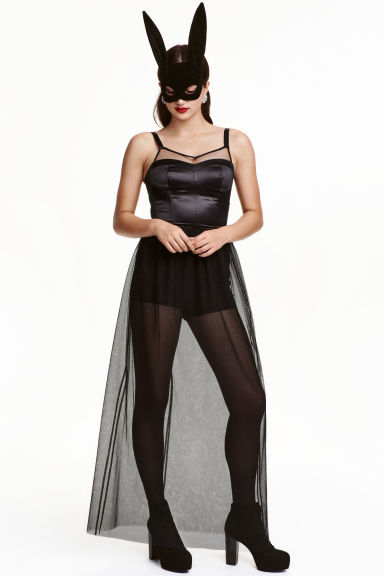 Fancy dress costume - Black - Ladies | H&M CN 1