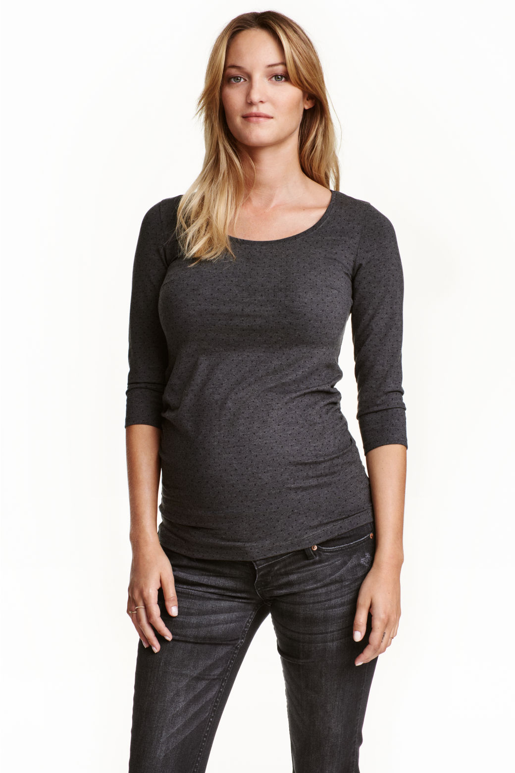 H&M opened at my local Westfield recently (chermside). Today I went in to look at shoes and found they have a massive maternity section and also really reasonably prices feeding tops - .