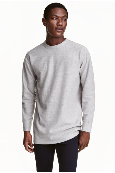 Wool-blend jumper Model