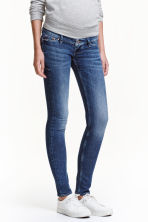 MAMA Shaping Skinny Jeans - Blu denim - DONNA | H&M IT 1