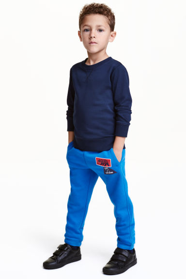 Joggers - Cornflower blue - Kids | H&M CN