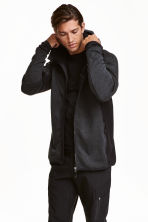 Outdoor jacket - Dark grey - Men | H&M CN 1